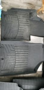 2013 Hyundai Elantra weather tech mats
