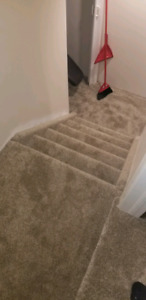 Sunday/Monday Only!!! Carpet Stair Special!!!