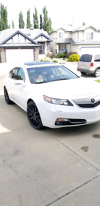 2012 Acura TL  AWD |  TECH  |  MILANO LEATHER  |  PRIVATE SALE