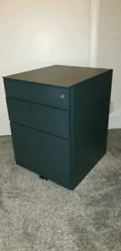 £14.99 3 Drawer Metal Office Pedestal Filing Cabinet (London, NW9)