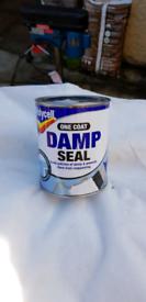 Damp seal.