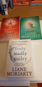 Liane Moriarty Books x6
