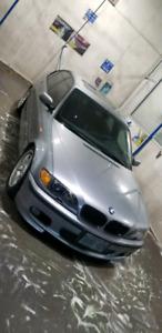 BMW E46 330i ZHP 6MT