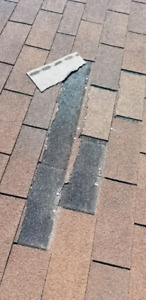 Roof repair , vent install , shingle roofing  ,missing shingles