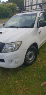 Toyota hilux diesel Southport Gold Coast City Preview
