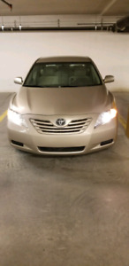 Toyota Camry 2009 LE - 4 cylinders -2.4L engine