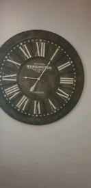 Large clock 100cm