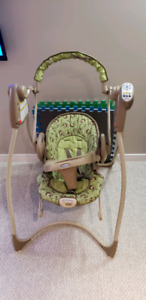Used Graco Baby Swing