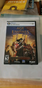 Age Of Empires III 3 Complete Collection