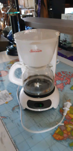 Like new small  Coffee maker