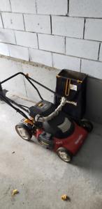 Homelite 24V  Cordless Lawnmover