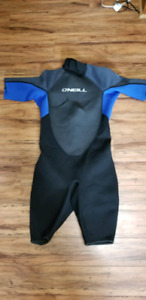 Oneill reactor wetsuit size large