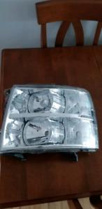 Deux lumieres headlights silverado