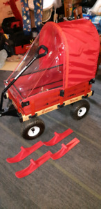 Lightly Used Millside Wagon With All Accessories