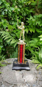 Vintage Made In Canada Baseball Trophy