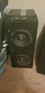 Subwoofers amps