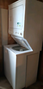 Washer dryer stackable