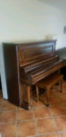 Mason and Risch Piano 128 y/o - Bigger or Better!