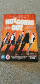 'Not going out' box sets. Season 1-5