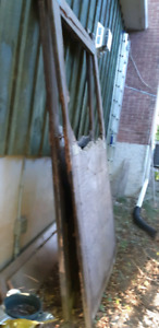 2 Large Authentic Horse Stal Doors