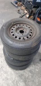 $100 if gone today Holden 15x6 stockies