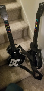 guitar hero 3 guitars PS3