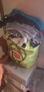 Huge lot of boys clothes. 9-18 months