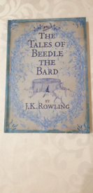 The Tales Of Beedle The Bard 1st/1st Hardback Edition MINT & UNREAD