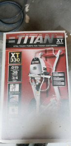 Titan XT330 Heavy Duty Paint Sprayer