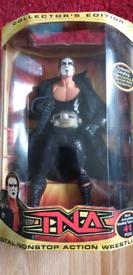 Rare TNA collectors edition sting