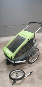 Athletic Stroller by Croozer $75