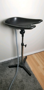 Portable hairstyling sink