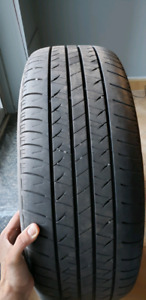 4 summer tires. 225/55r17. Good deal!