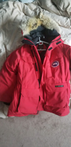 Canada goose expedition jacket