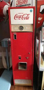 Machine Coke c-55d Coca-Cola