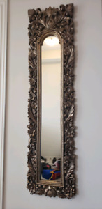 Bombay accent mirror