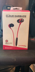 HyperX Cloud Earbuds