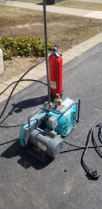 Bauer Junior 2 high pressure air compressor for sale