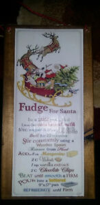 Christmas Recipe plaques Cornwall Ontario image 2