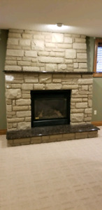 Fireplace Mantel & Sill/Hearth