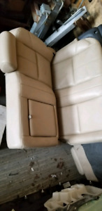 2008 chevy leather seats