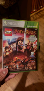 XBOX 360 Game - LEGO The Lord of the Rings