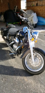 2000 Honda Shadow Ace For Sale Or Trade For Camper