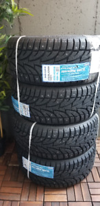 New Studded Winter Tires 225/40/18