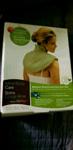 Soft Heat Mind + Body Care Wellness Wrap