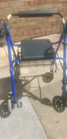Mobile walker