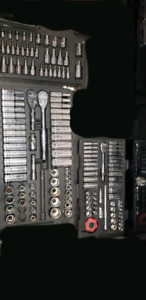 Gearwrench and ATD socket sets