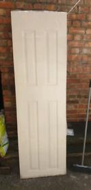 Internal light weight doors