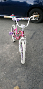 Girls youth bike 20 inch -Pink