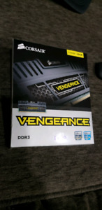 Corsair Vengeance 16GB of DDR3 RAM (2x8GB)